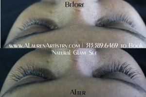 before and after tranformation makeup by ashlie lauren alaurenartistry 2a
